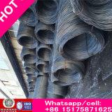 電流を通されたワイヤー/GIを囲うタイのWirehigh品質の中国豊富で黒いアニールされた河北の金属