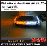 строб магнита 12V 24V предупреждая миниое Lightbar