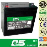 bateria profunda da descarga da bateria acidificada ao chumbo da bateria do Profundo-Ciclo 12V70AH