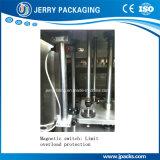 máquina de enchimento de engarrafamento líquida do pistão do frasco do molho automático da soja 50-1000ml