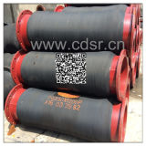Flange End를 가진 채널 & Canal Dredging Flexible Hose