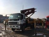37m 트럭 (45m /46m)를 가진 먼 사용된 Putzmeister 구체 펌프