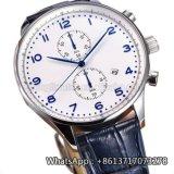 O relógio novo de quartzo do estilo 2016, forma o relógio Hl-Bg-179 do aço inoxidável