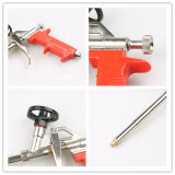 二重カートリッジコーキング銃のテフロン上塗を施してある泡銃