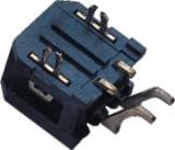 micro- van 3.0mm Mini Geschikte Draad om Vrouwelijke Kopbal in te schepen