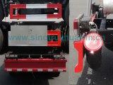 Dongfeng 4cbm 4X2 essence à vapeur Diesel Refueller Truck