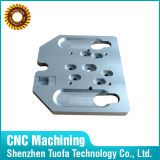 Placas dianteiras de alumínio fazendo à máquina do painel de controle do CNC da fabricação de alumínio feita sob encomenda