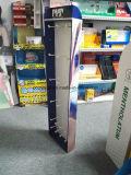 Cardboard Sidekick Diaply, Cmyk Offset de impresión de cartón de suelo de exposición para los productos para mascotas