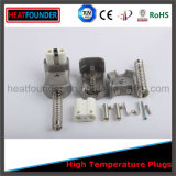 Qualitäts-elektrischer keramischer Hochtemperaturstecker