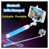 Bluetooth sans fil portatif Selfie Monopod prennent le bâton de Polonais Selfie