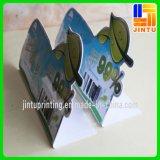アクリルのボードの紫外線印刷の印のボードの表示を型抜きしなさい