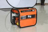 generador portable de la gasolina de 2.5kw 5.5HP con el certificado del Ce