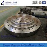 Pieza-CNC-borde-Forja de la maquinaria