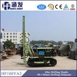 Piattaforma di produzione del pozzo d'acqua del cingolo DTH (HF100YA2)
