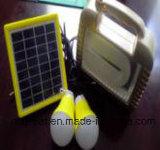 Напольная портативная солнечная электрическая система