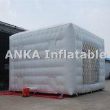 Barraca pequena inflável comercial do cubo para a venda