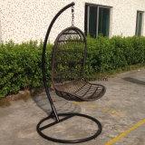 Cadeira ao ar livre do balanço do Hammock do bebê do jardim do preço do competidor pelo PE-Rattan sintético tecido (YTA831)
