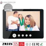 "Telefone video magro super da porta com as 9 "" Digitas LCD,"