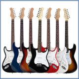 Strumento di musica della chitarra elettrica fatto in Cina