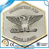 La polizia resa personale più poco costosa di marchio del campione libero Badge