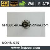 118 módulo de venda quente do estilo um BNC para a placa de parede da soldadura da câmara de vigilância
