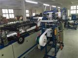 Мешок мешка запечатывания второй руки сверхмощный пластичный центральный средний делая машинное оборудование