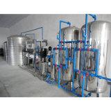 Systeem van het Water van de Omgekeerde Osmose van het Roestvrij staal van de Prijs van de fabriek het Gezuiverde