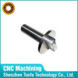 CNC die CNC van de Fabrikant Precisie machinaal bewerkt die de Delen van het Titanium machinaal bewerkt