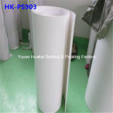 Het witte Transparante Plastic 100% Zuivere Zelfklevende Blad van de Sticker PTFE