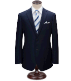도매 Men의 Customerized Wool 3PCS 2 정면 Button Formal Event Suits
