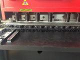 Машина гидровлической гильотины CNC серии QC11k-12X4000 QC11k режа