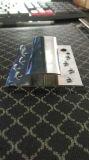 Роскошное алюминиевое соединение ковра, край, цвет зеркала Crome