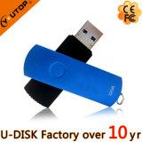 Nuovo azionamento istantaneo su ordinazione 8 della penna dell'amo USB3.0 del metallo di marchio 16 32 GB