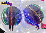 2015 Ballon de balançoire à LED Cool Shine Fun New Design