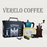 弾薬は、コーヒーボックス、コーヒーの缶できる