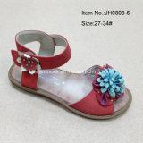 Sandalo piano dei pattini di vendita di modo della ragazza dolce calda di estate (JH0808-9)