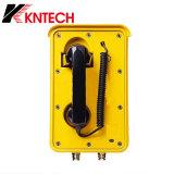 Waterdichte Telefoon knsp-10 van de auto-Wijzerplaat van Koontech