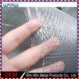 La rete metallica quadrata 5X5 ha ampliato la maglia della rete fissa del giardino saldata metallo dell'acciaio inossidabile