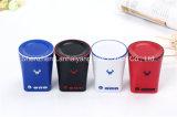 Nette Form Bluetooth des Cup-2016 Stereolautsprecher mit Minigröße