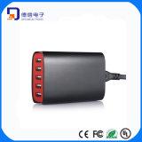 가족 치수가 재진 충전소 5 운반 USB 벽 충전기