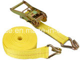 Recipiente Correa / Correa de trinquete y / Soft Loop Tie Downs / lazo Equipo de Down / Carga Lashing
