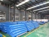 Membrane de imperméabilisation auto-adhésive pour des toitures dans la construction comme matériau de construction