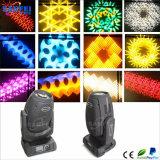 bewegliches Hauptwäsche-Punkt-Licht des träger-280W