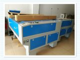 Corte del laser y máquina de grabado para la tela de China