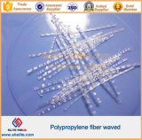 Волокно волны полимера полипропилена PP