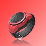 Altavoz sin hilos de Bluetooth del estilo del reloj
