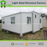 20FT 경제 살아있는 Prefabricated 가정 조립식 콘테이너 집값