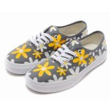 Forma Design Yellow Espadrilles floral Canvas Shoes para Male/Femal