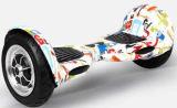 Scooter intelligent de reste d'individu de batterie de Samsung de rouleau de la Chine deux
