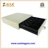 Cassetto dei contanti di posizione per il registratore di cassa/casella ed il registratore di cassa